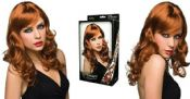Pleasure Wigs 'Aubrey' Long Red Fashion Wig (E22706)